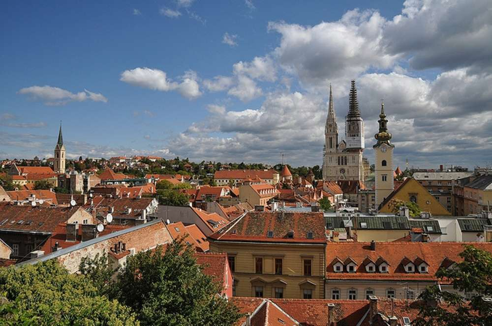 Zagreb: the cultural and historical epicentre