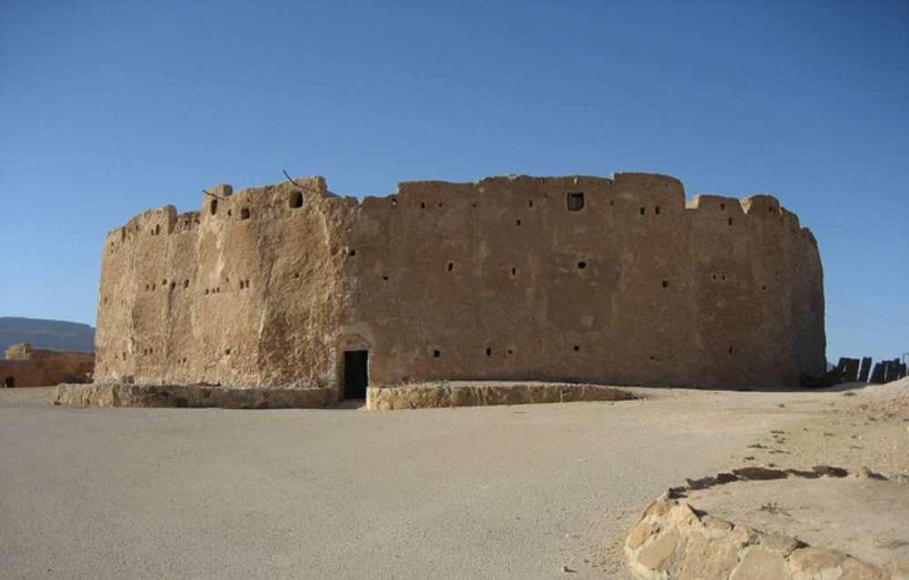 Qasr Al-Haj: an ancient vault