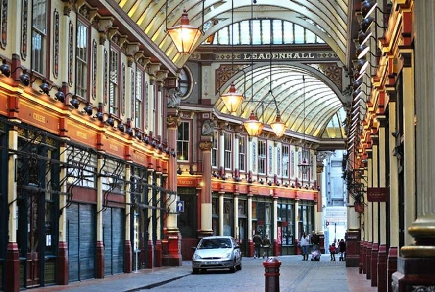 London shopping hubs for the big spenders