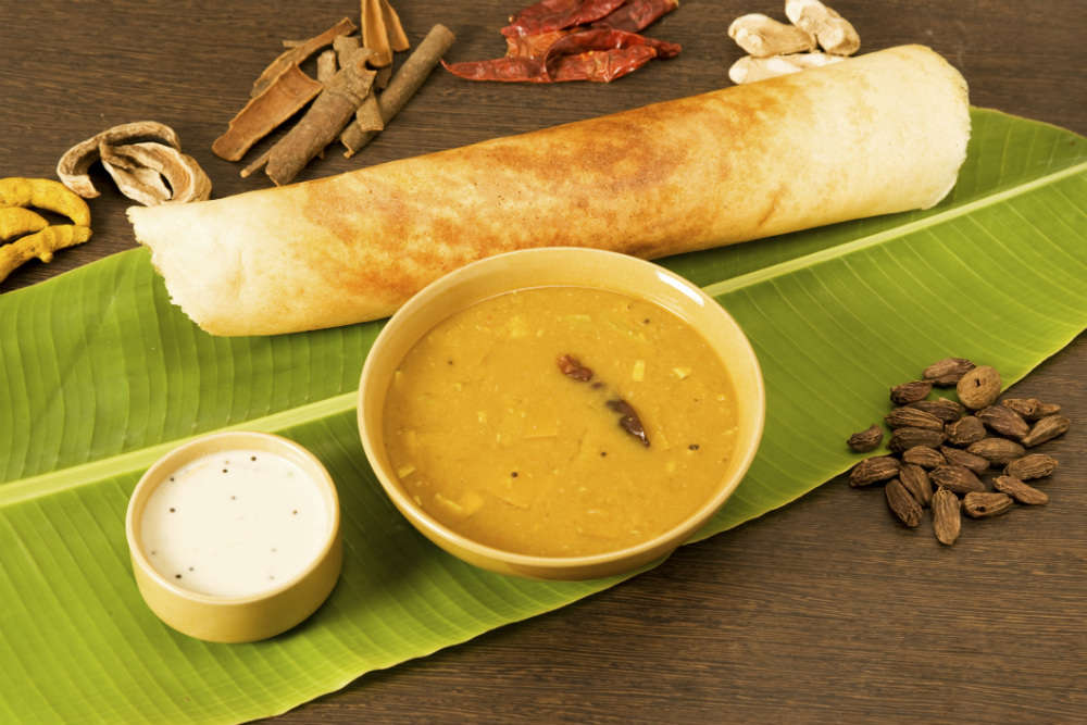 Best restaurants in Mumbai for south Indian fare