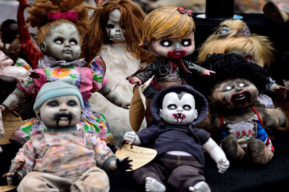 The Island of the Dolls: one of Mexico's creepiest places