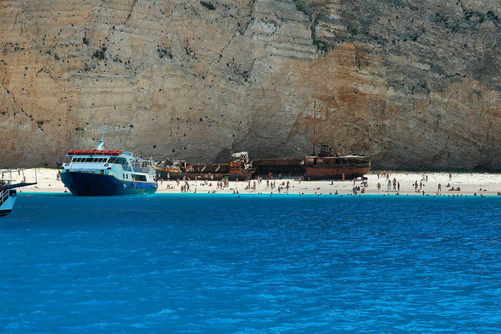 Navagio Beach: the most beautiful beach in Greece