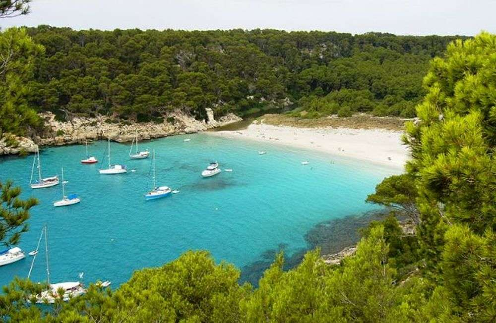 Soak up all Menorca has to offer