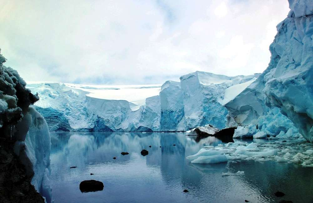 Iceland—scaling Sveinstindur