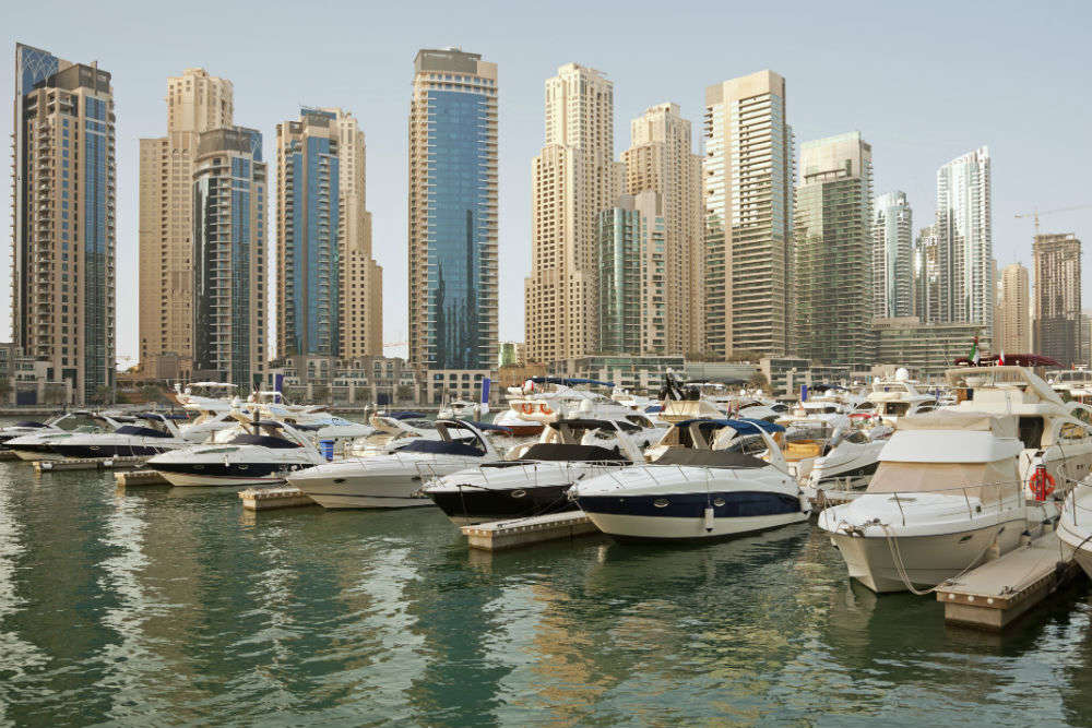Dubai—one of the top cruise destinations in the world