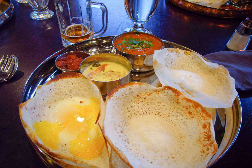 Top south Indian restaurants in Bangalore
