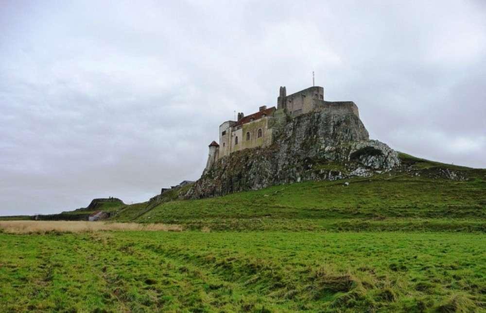 Saint Cuthbert's Way walking trail