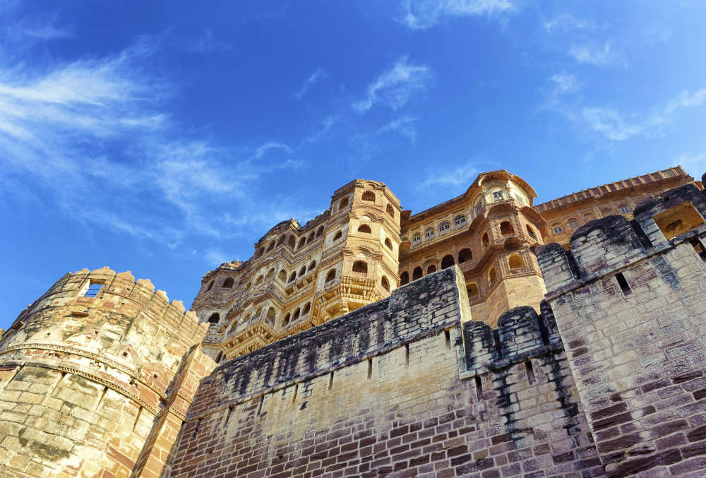 The magnificent forts of India