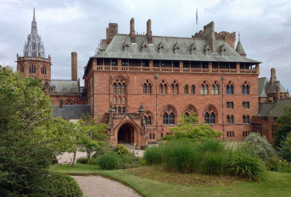 Mount Stuart House: an architectural masterpiece with amazing gardens