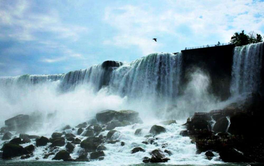 Niagara Falls—the world's top tourist attraction