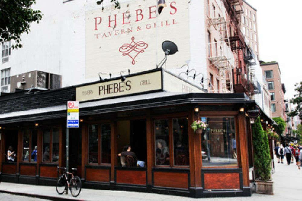 Phebe's Tavern & Grill
