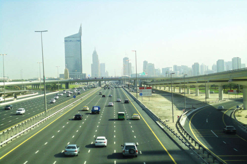 Emirates Road