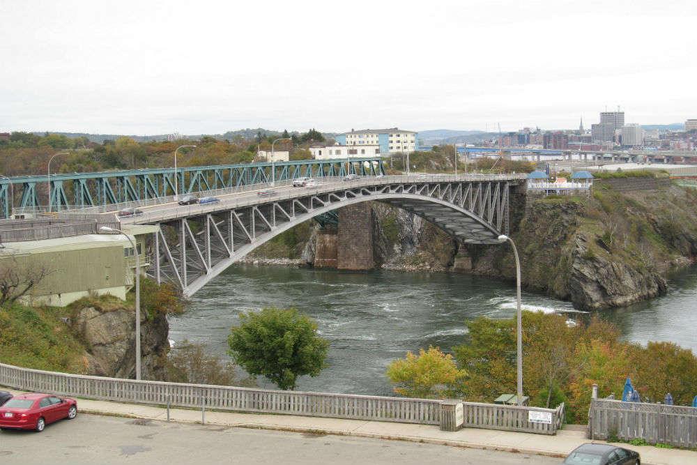 Reversing Falls of Saint John