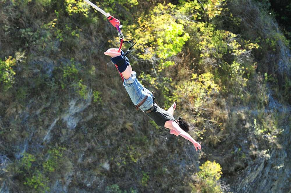 New Zealand for thrill seekers