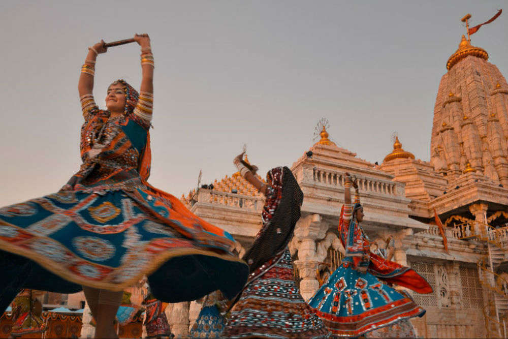 A travel enthusiast's personal diary about places to visit in Gujarat
