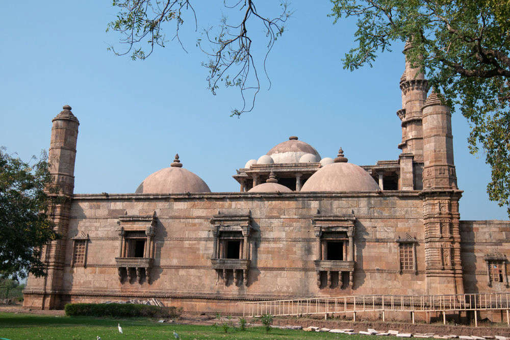 Champaner and Pavagadh