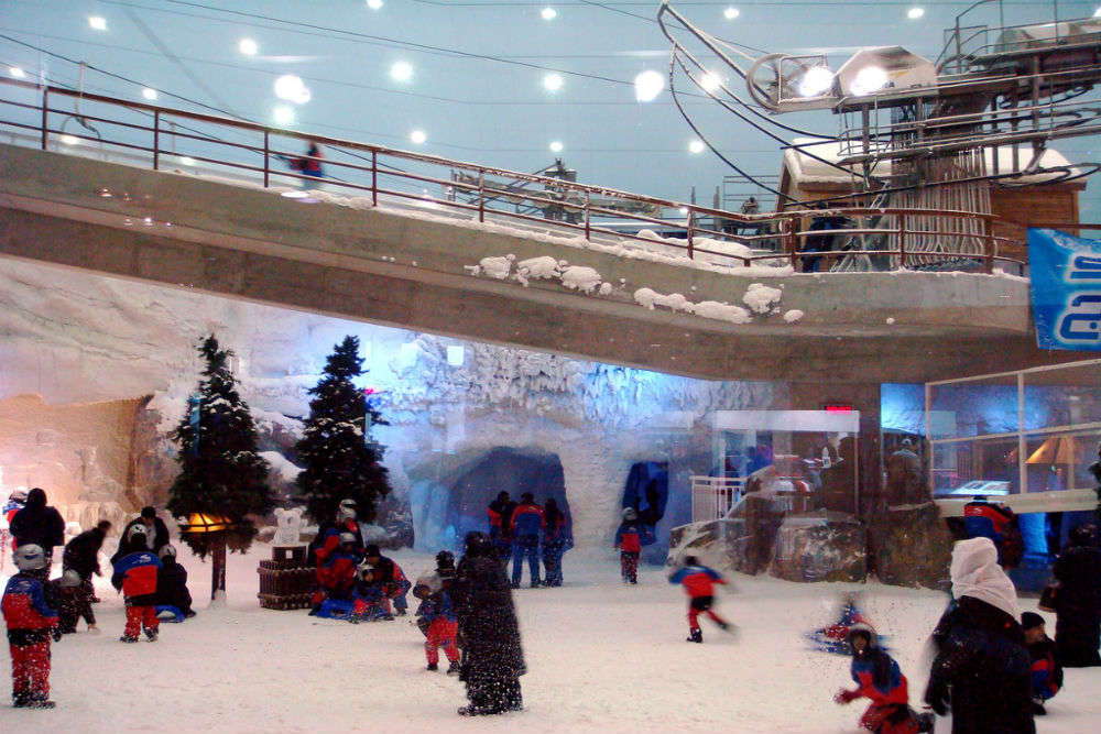 Endless fun for kids in Dubai