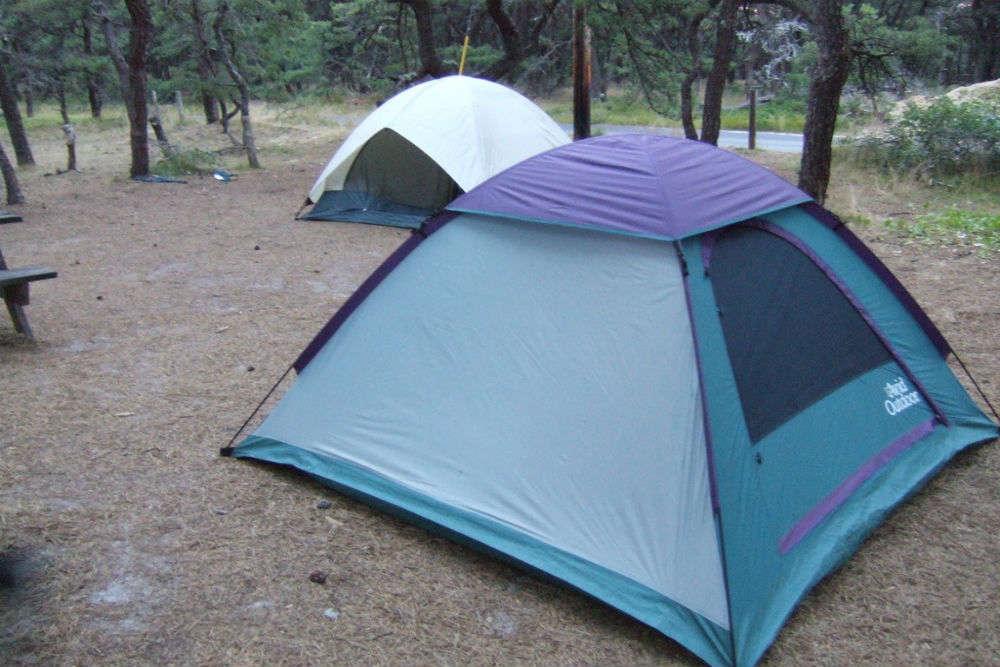La Rosa campsite