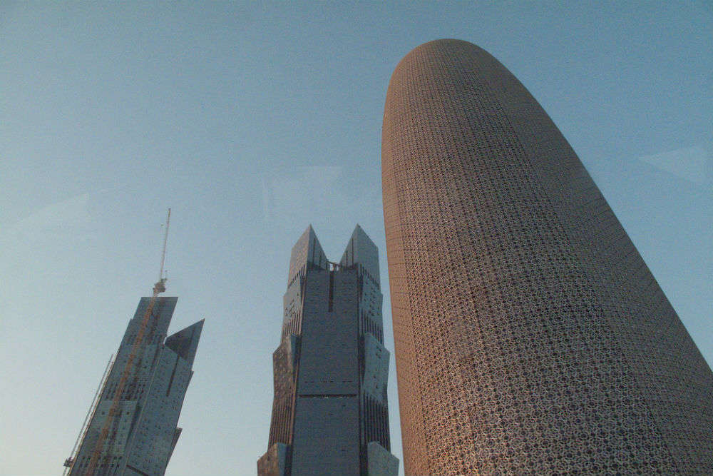Doha 9 High Rise Office Tower