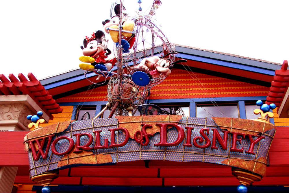 Walt Disney World in Orlando