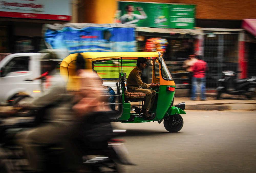 Getting around in Bangalore