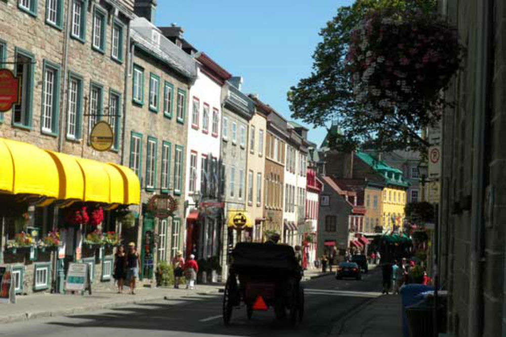 Top 10 things to do in Québec City
