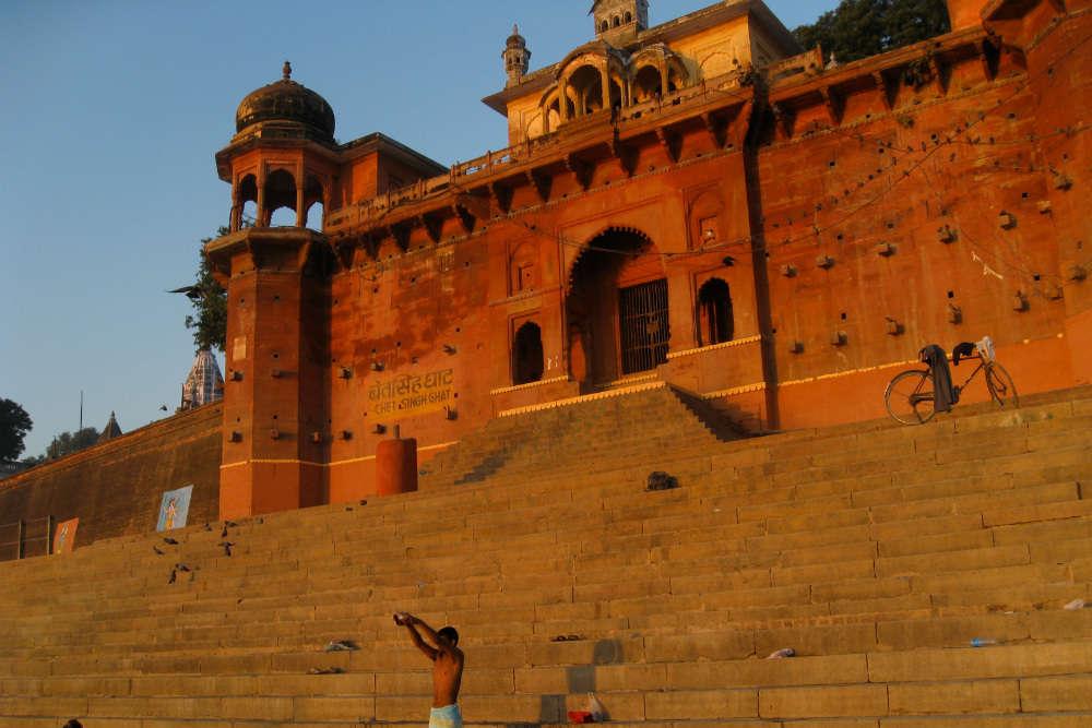 A heritage tour of Varanasi