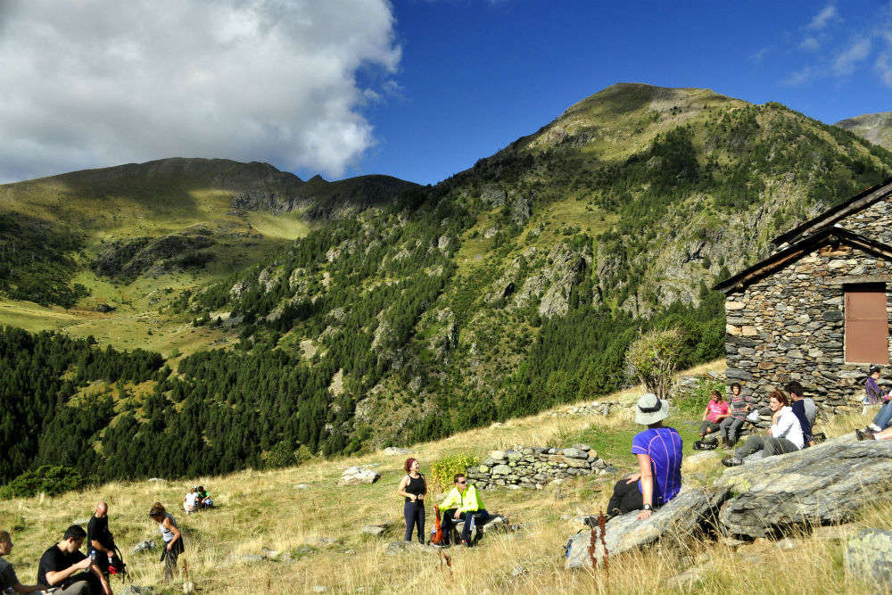 A hike through Andorra—the highest inhabited country in Europe