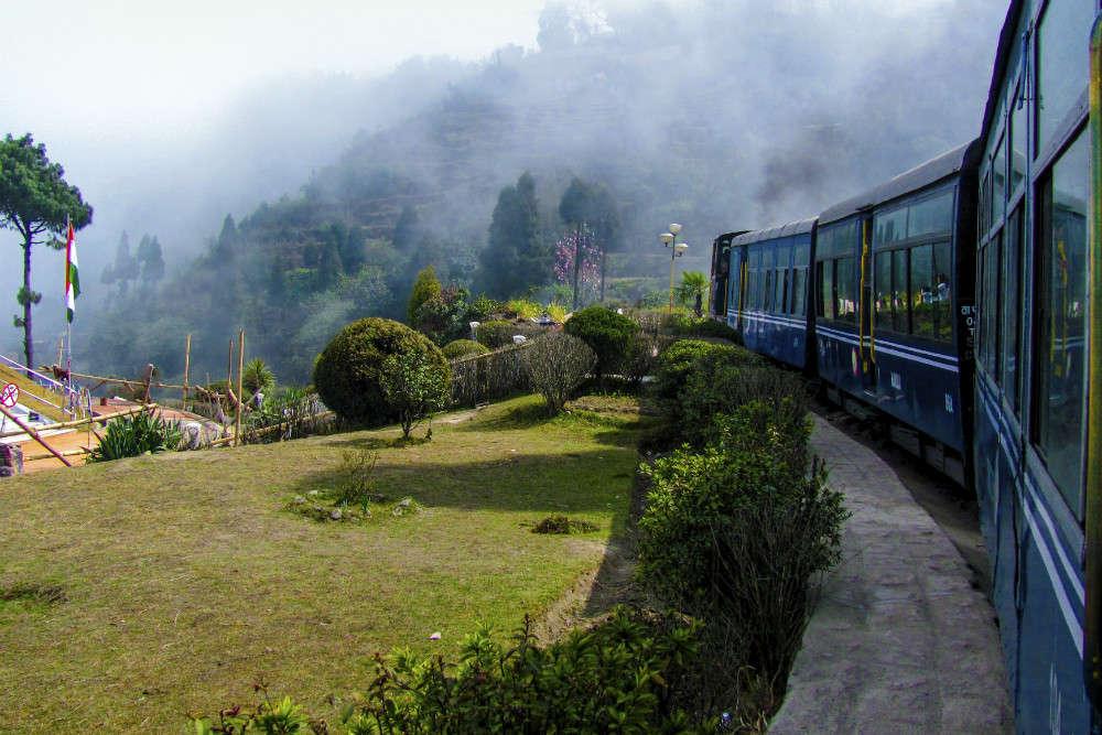 A romantic escape to Darjeeling
