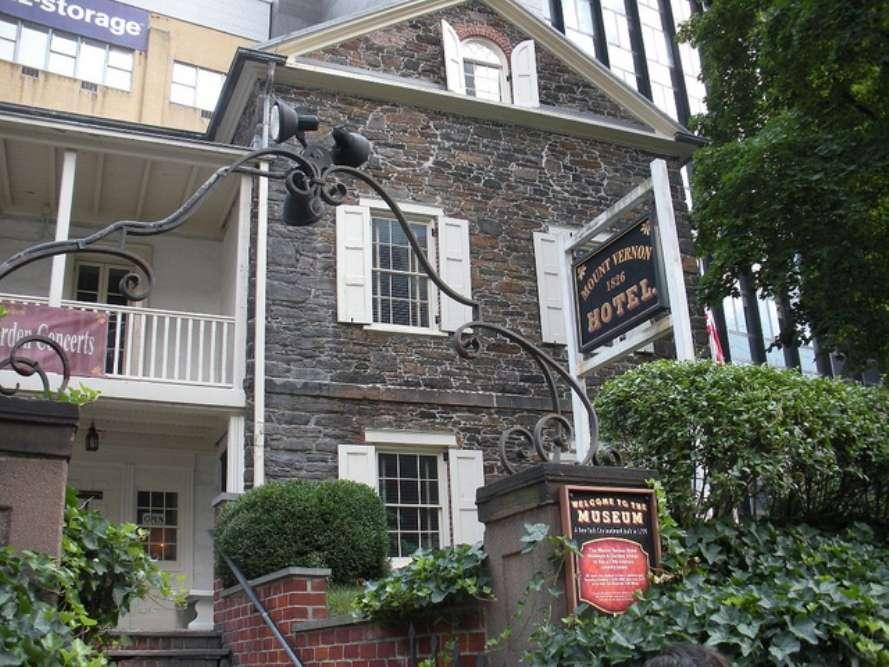 Mount Vernon Hotel Museum & Garden