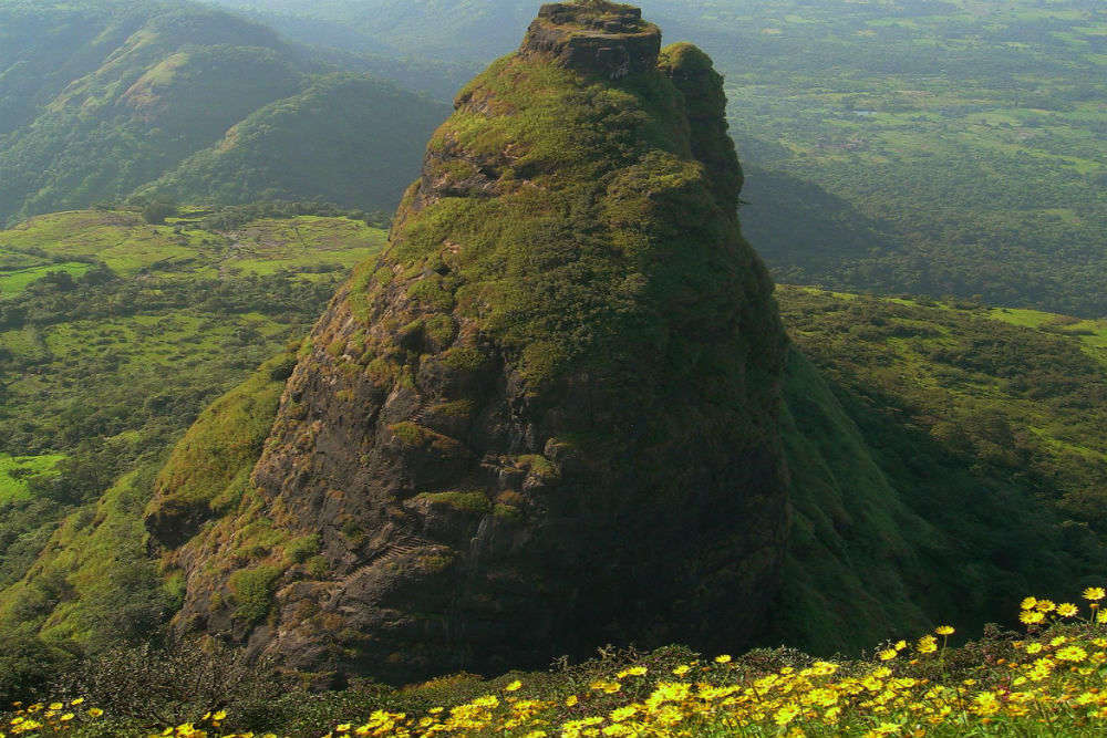 Prabalgad Fort: rechristened under Shivaji's rule