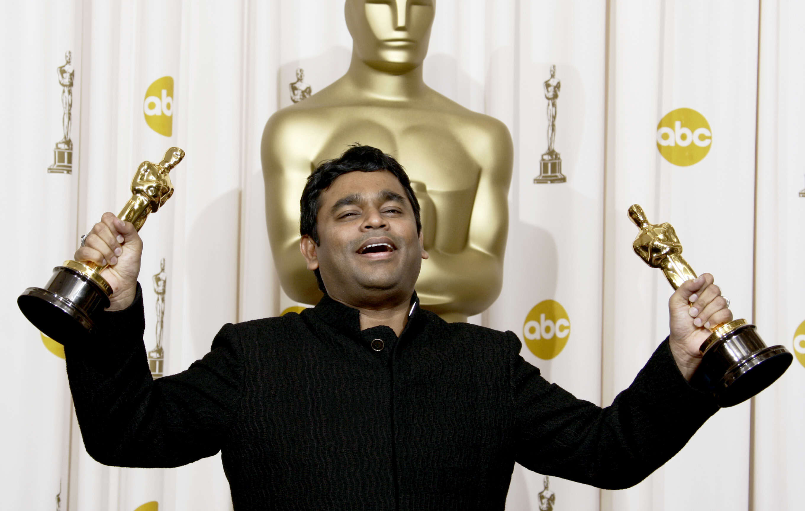 Image result for ar rahman oscar
