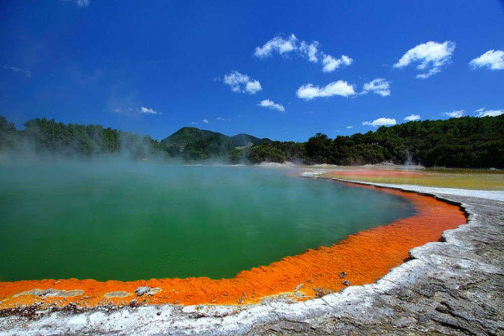 The top 5 geothermal wonders in Taupo & Rotorua