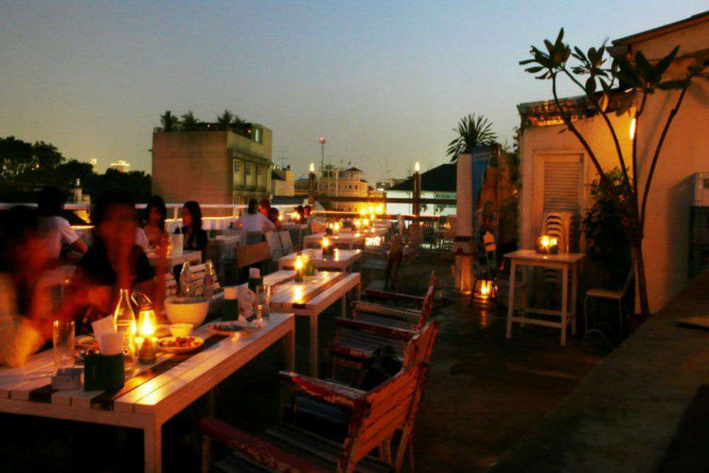 Phranakorn Bar & Gallery