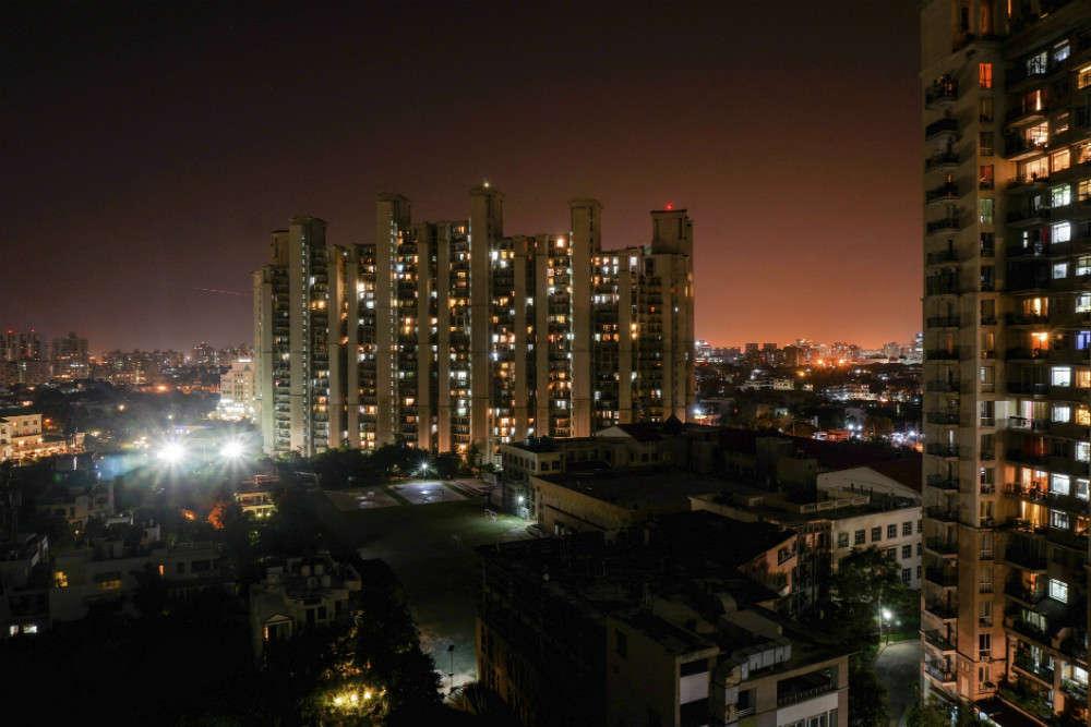 24 hours in Gurgaon