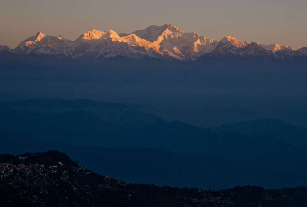 24 hours in Darjeeling