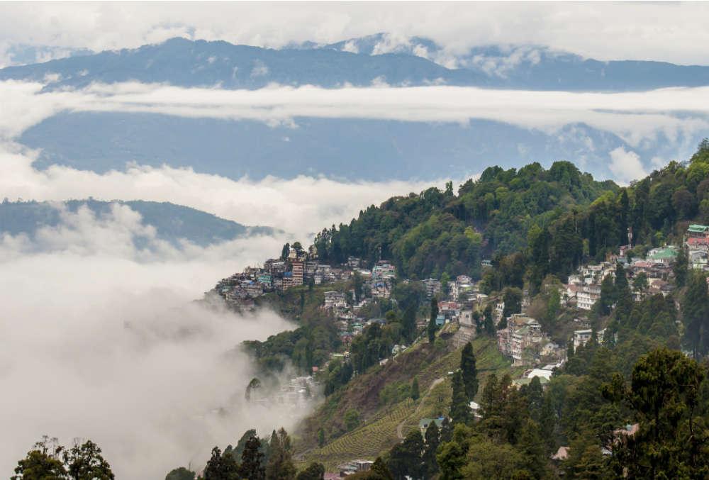 48 hours in Darjeeling