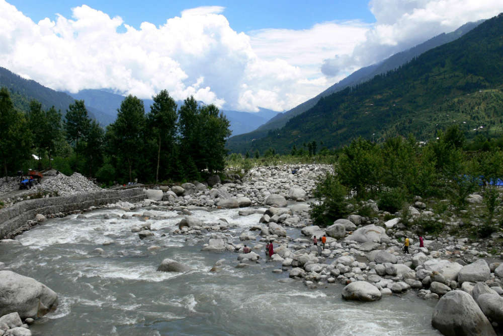 24 hours in Manali