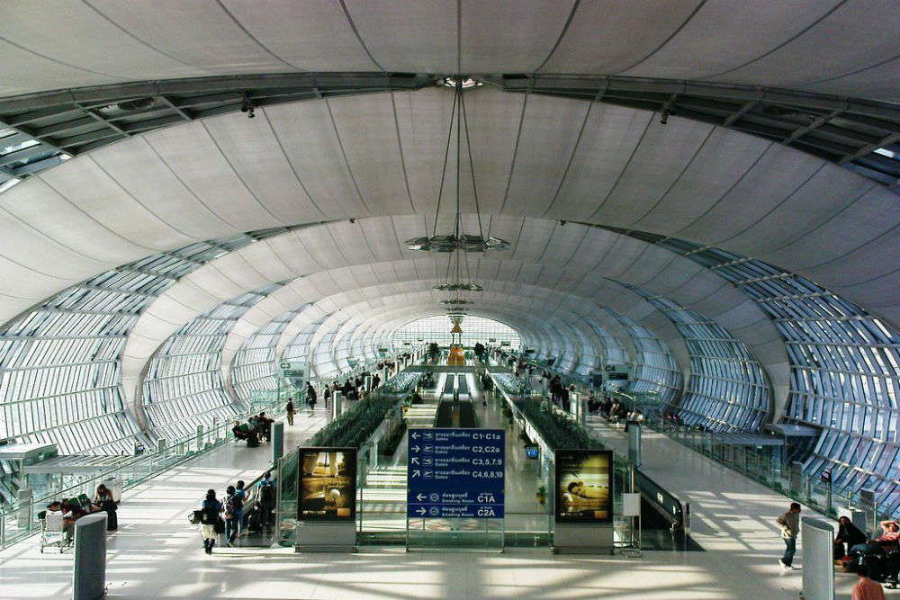 Suvarnabhumi International Airport (BKK)