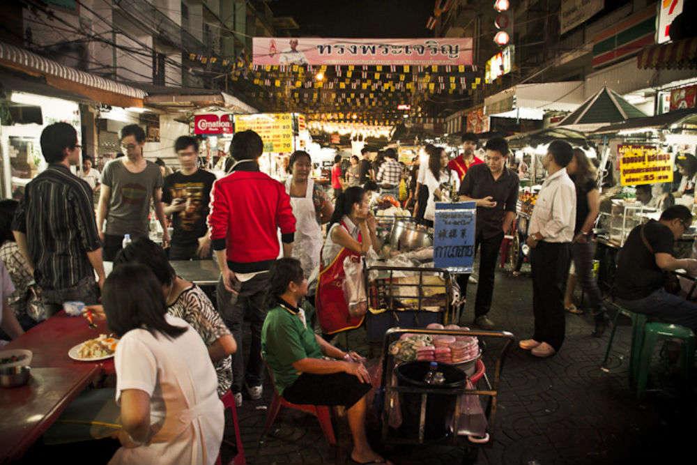 Chinatown & Phahurat