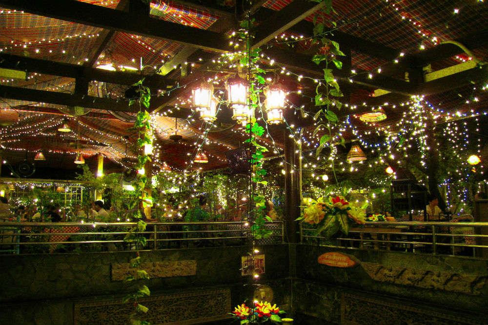 Top cafes in Bangkok