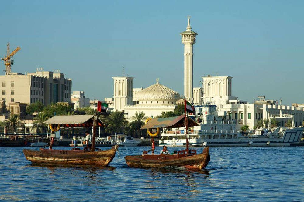 Dubai Abra