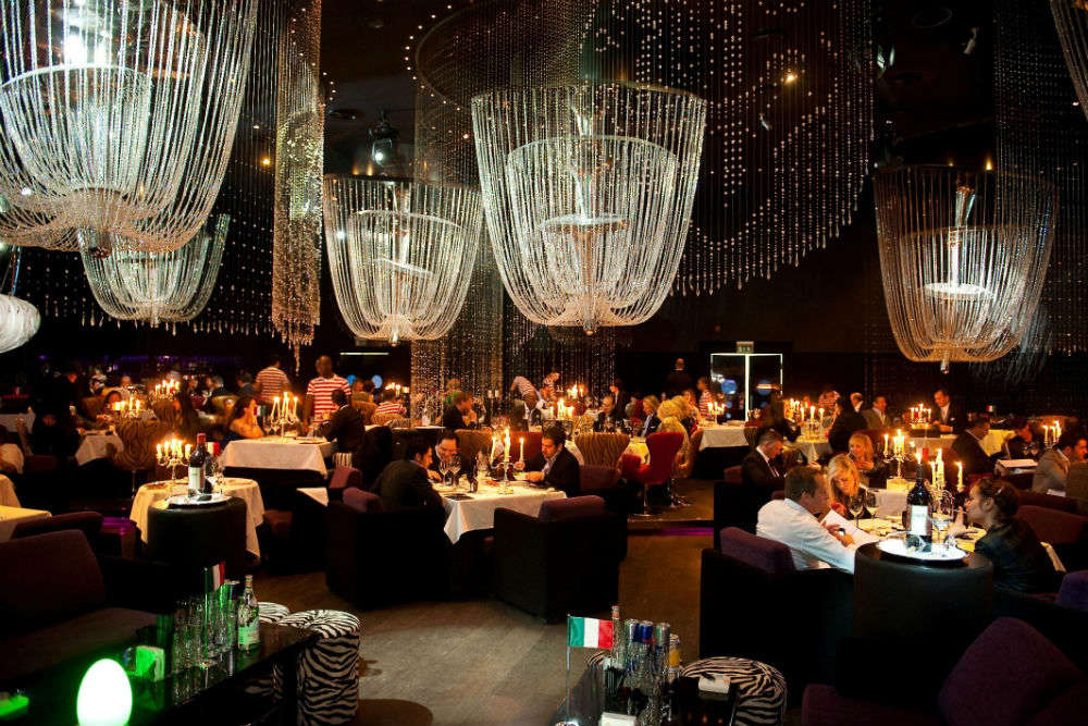 Cavalli Club, Restaurant & Lounge