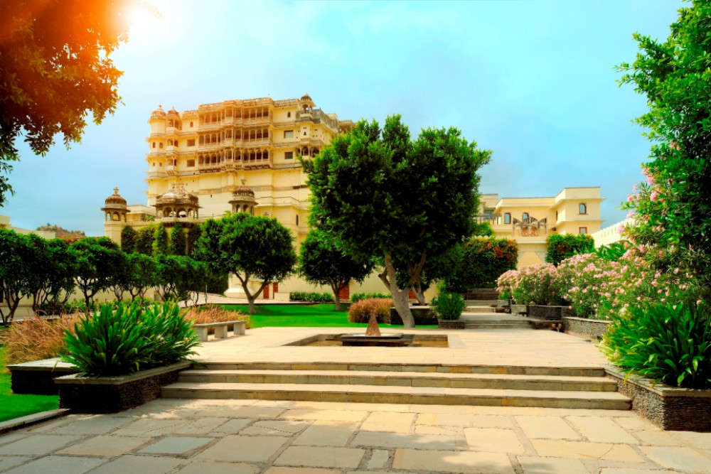 India's most stunning wedding venues