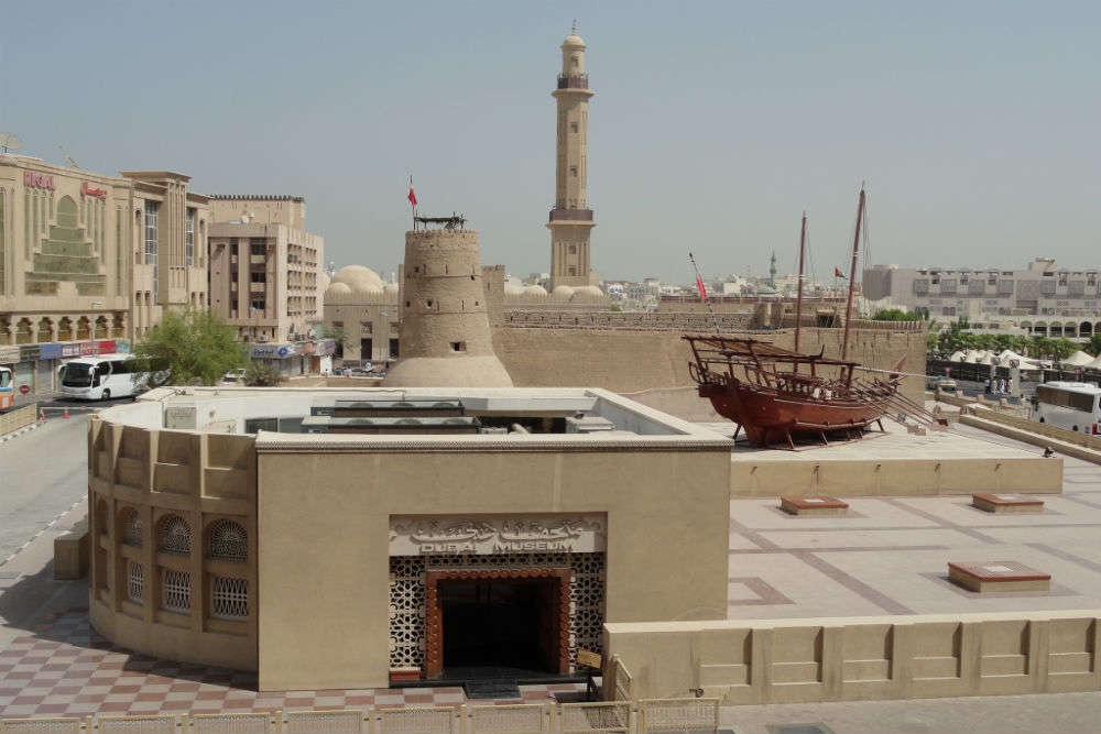 Museum hopping in Dubai