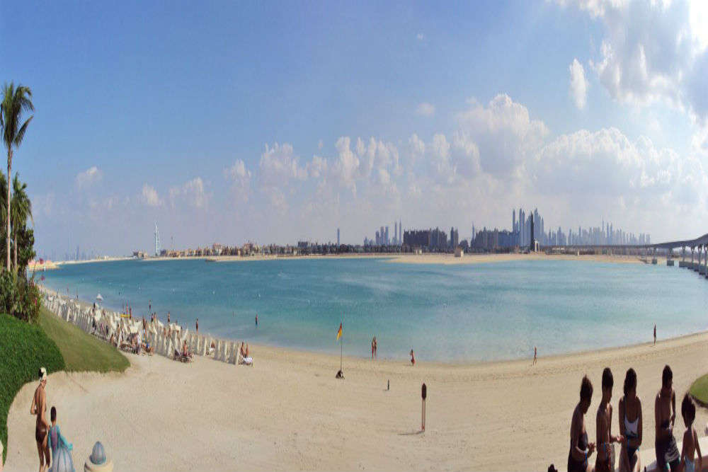 Dubai's beaches and parks
