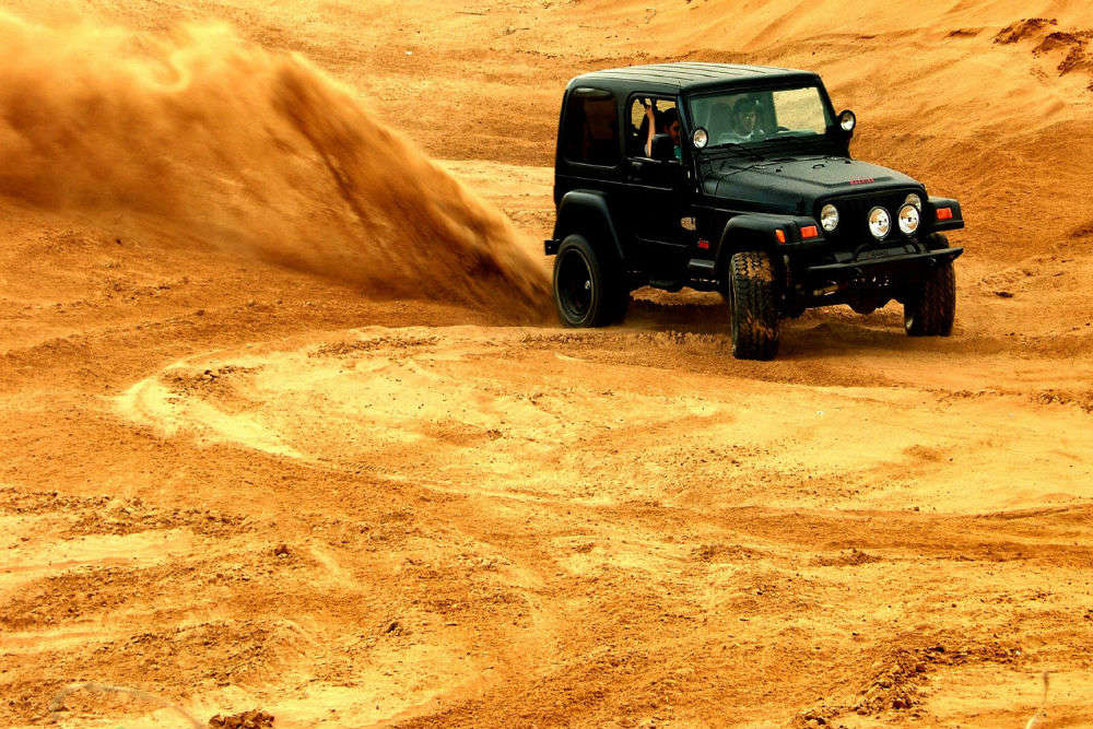 Dubai for Adventure Lovers