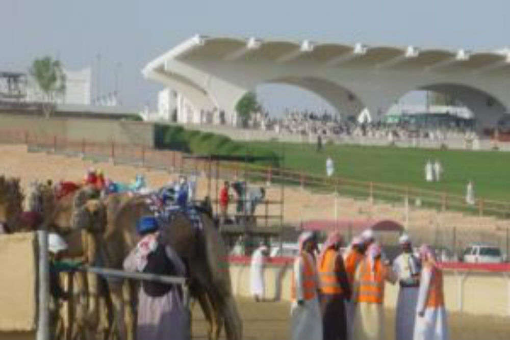 Al Wathba Racetrack