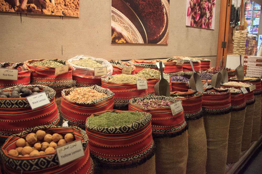 Exploring Abu Dhabi's markets