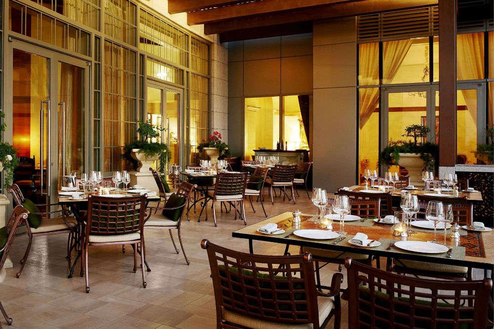 Top restaurants in Abu Dhabi